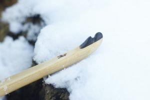 Opalany longbow