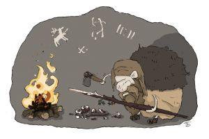 Łuk prehistoryczny